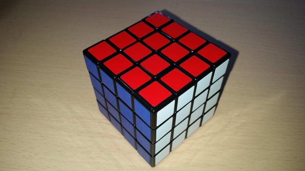 ShengShou 「4×4×4」