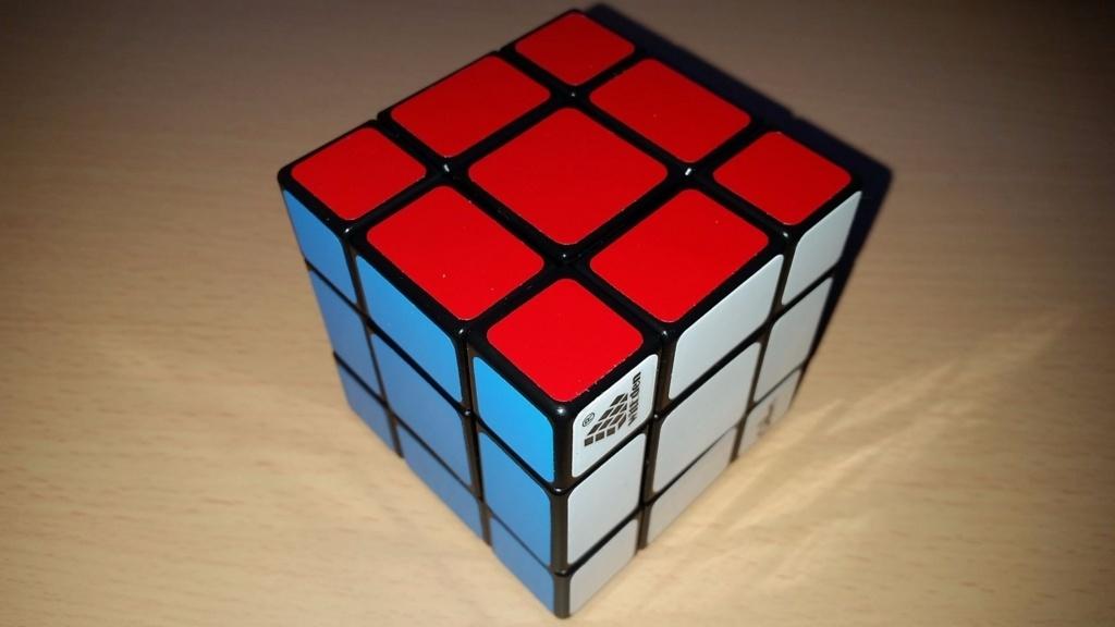 WitEden 「3×3×3 Mixup Cube」