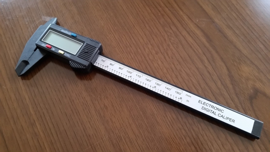 社台商事「デジタルノギス 150mm カーボン製」