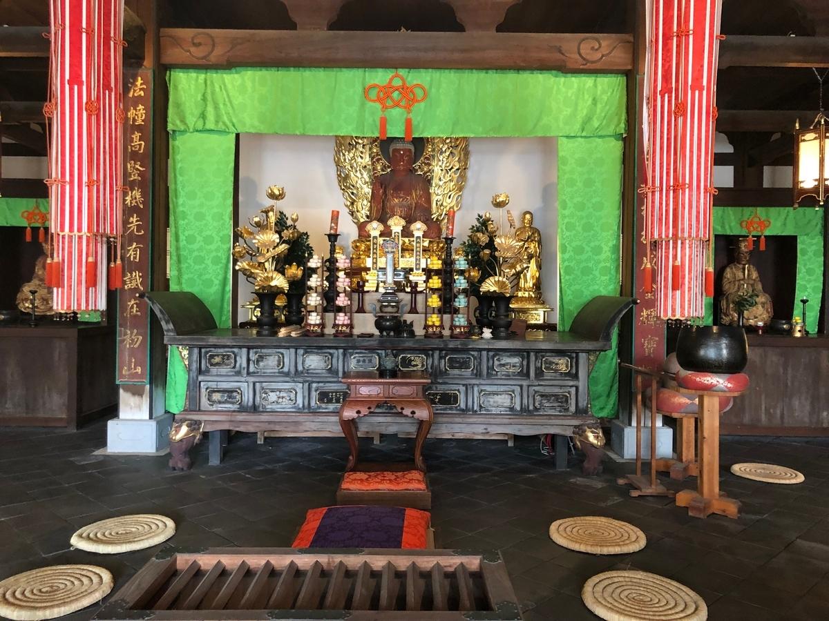 初山宝林寺佛殿