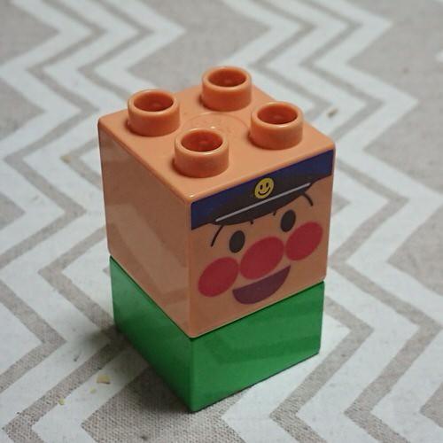 ブロックラボとレゴデュプロの連結
