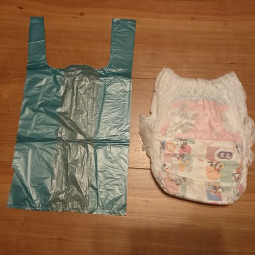 おむつごみ袋の大きさ