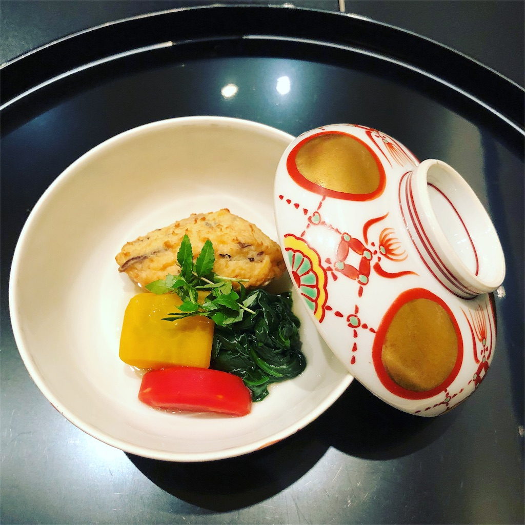 HANA吉兆 祇園 ミシュラン お料理