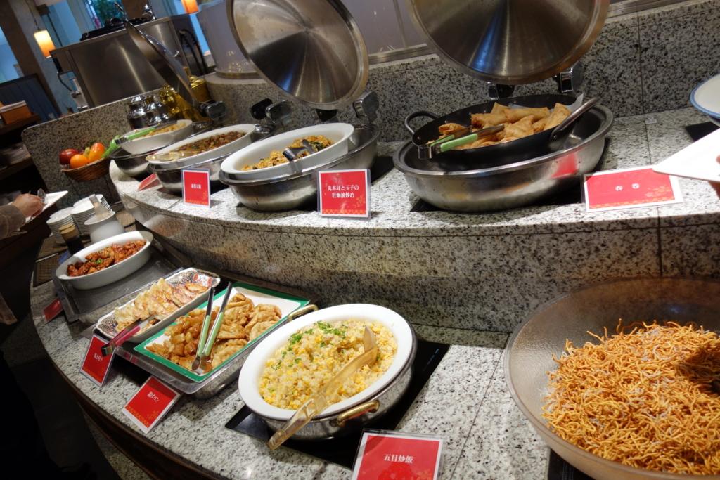 本格中華50種以上が990円で時間無制限の食べ放題天神グランチャイナ