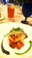 [魚料理 白ワイン コース] リッツ・カールトン東京 パーティーディナー