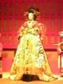 江戸東京博物館の展示の人形