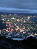 函館の夜景@知人提供