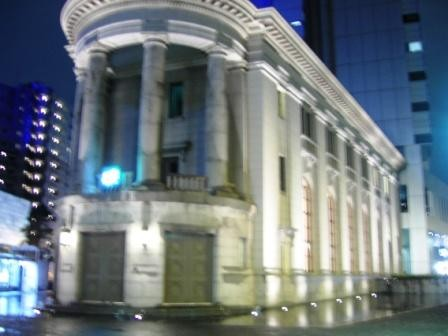 旧第一銀行横浜支店跡地(横浜アイランドタワー)