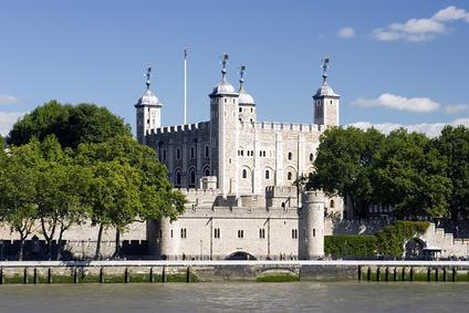 ロンドン塔 ホワイトタワー(別名:bloody tower)