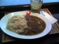 [横浜]里帰りついでに、カレーを食べる井原レイ