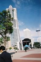 MM21地区のシンボルタワーとも言える、ランドマークタワー