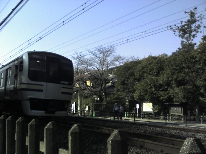 北鎌倉 横須賀線