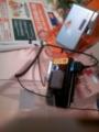 auショップにて、W52Tのカメラ機能を実験させて貰いました。