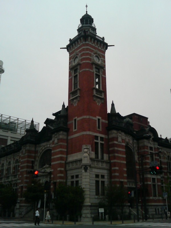 横浜市開港記念会館 「通称:ジャック」