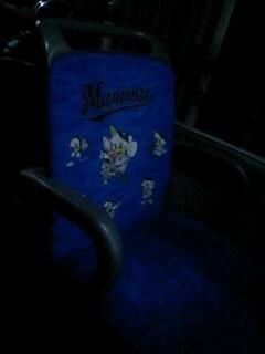 幕張本郷からマリンスタジアムまで直通のバス