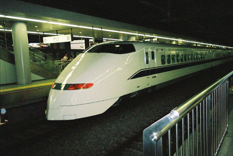新幹線@品川駅