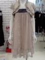 [Fashion] 2008年春 ドレス