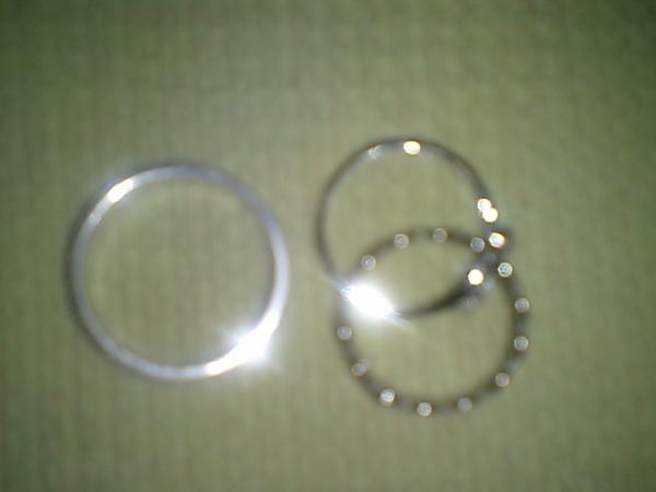 相方から貰った指輪