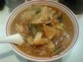 [辛] 「蒙古タンメン中本」の味噌タンメン