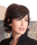 フランスのスター イザベル・アジャーニ