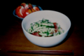 [冷] 井原流 冷麺 トマトが添えてあるのは、ご愛嬌www