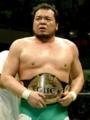 2009年6月13日に亡くなった、三沢光晴さん