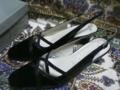 RIZの靴。タンゴ踊るのにも良さそう♪