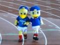 [Football][キャラ]マリノス君とマリノスケ
