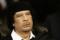 リビアの独裁者 カダフィ大佐
