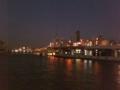 隅田川と東京スカイツリー@両国橋