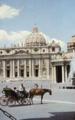 [イタリア][ヴァチカン市国]ローマ教皇のおわすサンピエトロ大聖堂