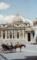ローマ教皇のおわすサンピエトロ大聖堂
