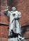 ハノーファー市内 マルティン・ルター像