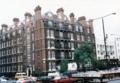 [イギリス]ロンドン ベイカーストリート駅前 ホームズはいないと思う、うん