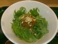 [辛]汁なし担々麺@T'sたんたん