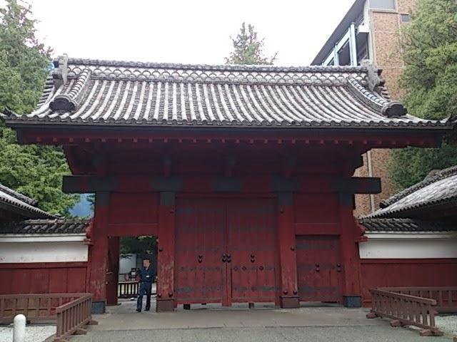 東京大学 天下の赤門
