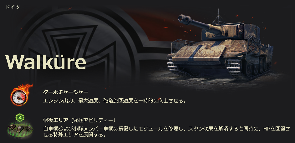 ドイツ戦車