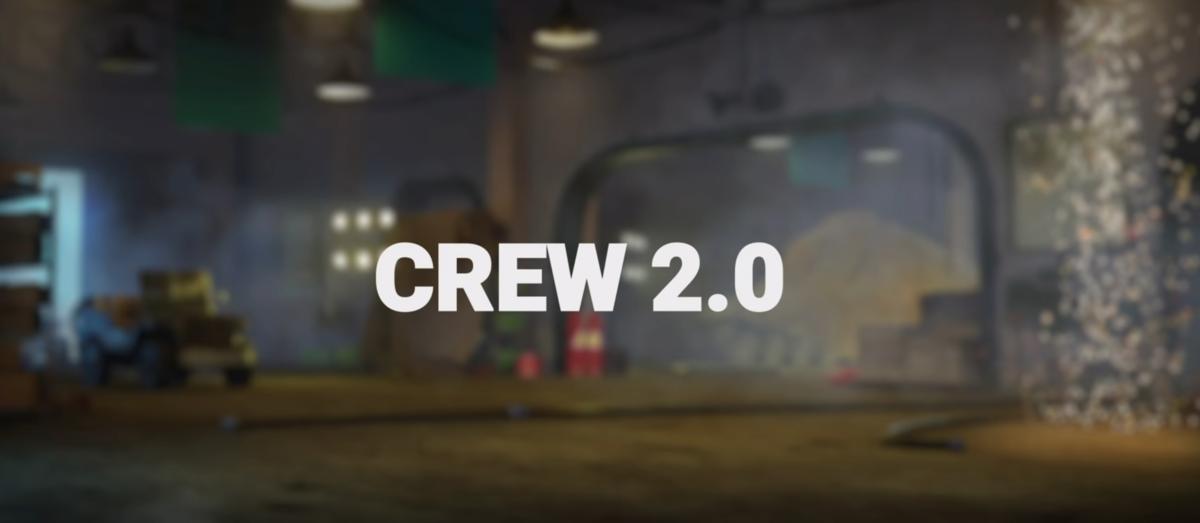 搭乗員スキル2.0