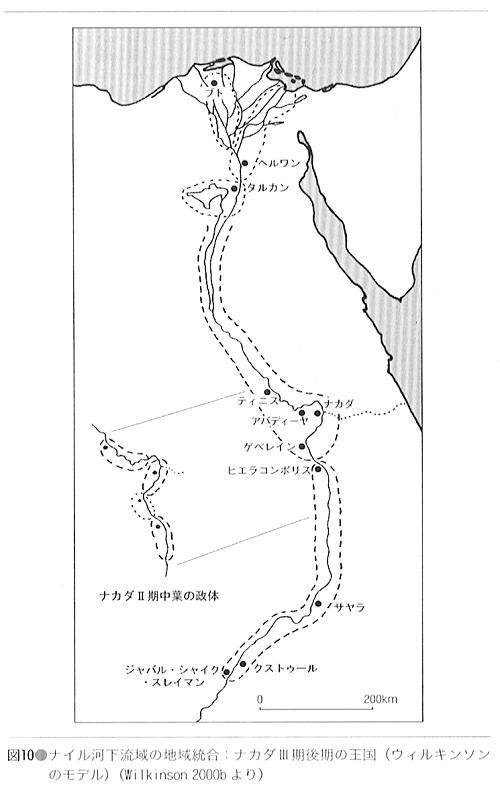エジプト先王朝時代