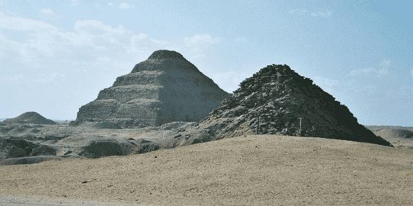 エジプト文明:古王国時代⑨ ピラ...