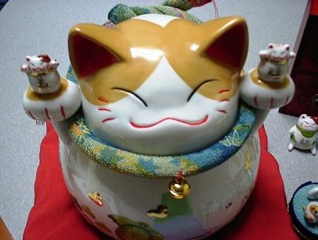 招き猫特大/20070110