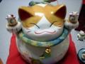 [招き猫][猫舎]招き猫特大/20070110