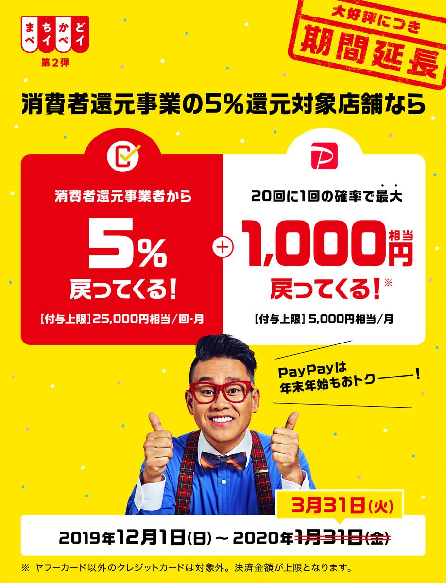 【PayPayの使い方完全ガイド】お得なキャンペーン情報も随時更新中