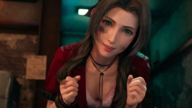 エアリスがグイグイくるし喋り方かわいい