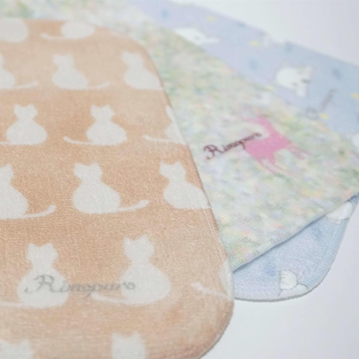 女性用ギフト・プレゼントにおすすめのデザインハンカチセット