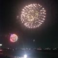 [twitter] Photo:はてなFotolifeへの投稿「三郷の花火大会2012'」
