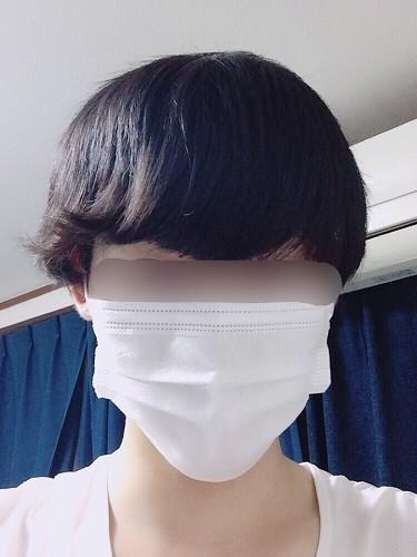 髪型初期状態