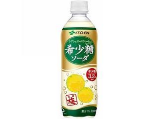 伊藤園 希少糖ソーダ