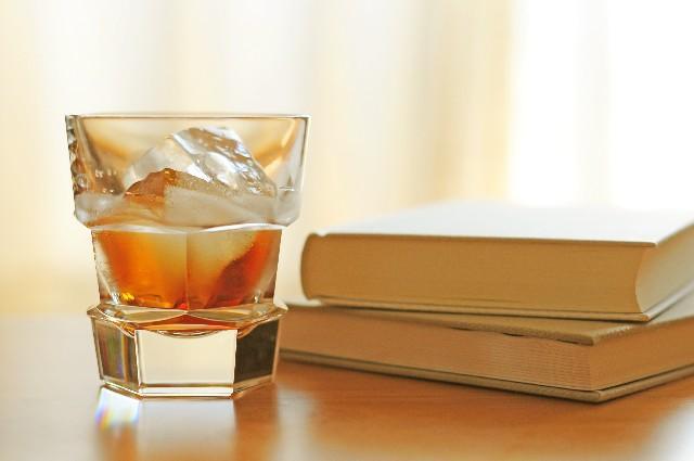 ウイスキーと本