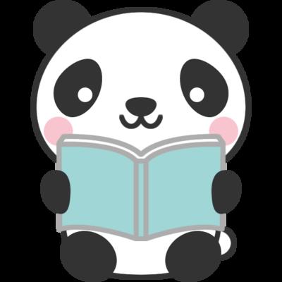 読書パンダ